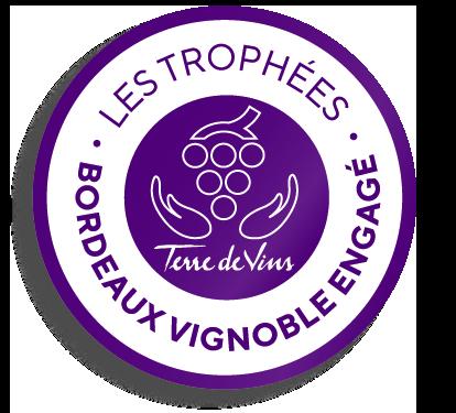 Logo Bordeaux Vignoble engagé