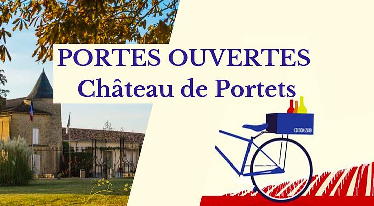 Portes ouvertes Château de Portets
